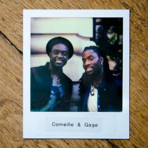 Polaroid - Corneille & Gage par Pierre-Henri Janiec