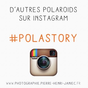 #polastory - polaroids de Pierre-Henri Janiec